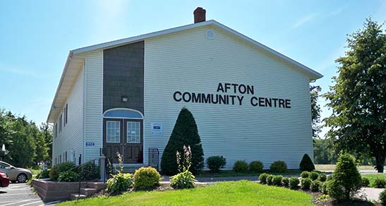 Afton Community Centre